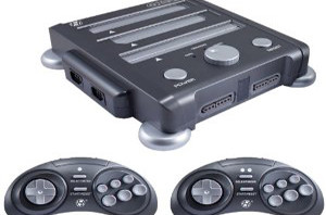 Hyperkin RetroN 3 Video Gaming System, Charcoal