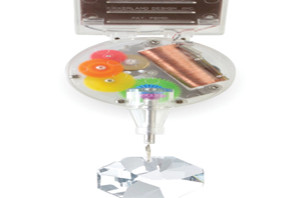 Solar-Powered Rainbow Maker