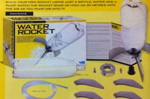 Toysmith Water Rocket Kit
